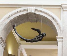Pedro Figueiredo Sobrevoo 2014 56 cm x 133 cm x 73 cm  #PedroFigueiredo #Sculptures at #SãoMamede #Art #Gallery in #Oporto #Portugal #Artwork #Artist #Exhibition