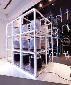 (A través de CASA REINAL) >>>> Calvin Klein windows by StudioXAG, London & Milan
