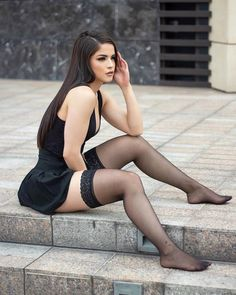 Sexy Legs And Heels, Sexy Feet, Sexy Outfits, Beautiful Legs, Beautiful Women, Bas Sexy, Looks Pinterest, Great Legs, Sexy Stockings