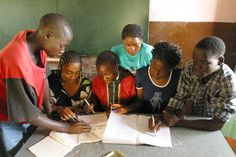 In Mozambique, children now have a much better opportunity to learn than before. Today, 100 per cent of the children are enrolled in primary school, up from 69 per cent in 2003.    © UNICEF Mozambique/2012