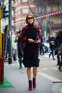 Модные образы итальянской it-girl Джорджии Тордини - модного консультанта и основательницы бутика Attico.