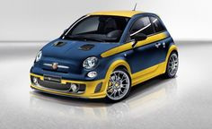 Fiat's Ultimate 500 Series: Abarth Fuoriserie – News – Car and Driver | Car and Driver Blog