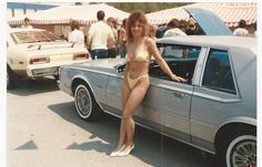 1981 Imperial at a car show
