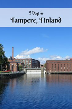 Two Days in #Tampere, #Finland: Situated between two lakes, about two hours from Helsinki and two hours from Turku, is the city of Tampere. This city has something for everyone; good restaurants, nature close by, museums, an amusements park, an art scene, and more.  https://www.exploringcuriously.com/two-days-in-tampere-finland/