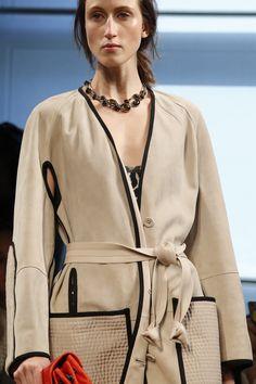 TEXTURE+TRIM Bottega Veneta Spring 2016 Ready-to-Wear Fashion Show Details