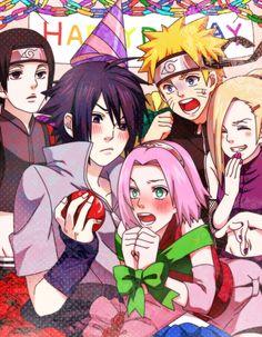 Sai || Uchiha Sasuke || Haruno Sakura || Uzumaki Naruto || Yamanaka Ino || Sasuke x Sakura || Naruto Shippuden