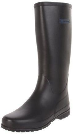 Tretorn Women's Kelly Rain Boot, Black, 39 EU/8 B US Tretorn. $53.95. Save 28% Off!