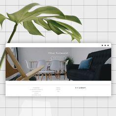 Website design. #websitedesign #graphicdesign #design #visualdesign # designer #visual #website #layout #home #template #decor #homedecor #style #lifestyle #blog #blogger #portfolio #minimal
