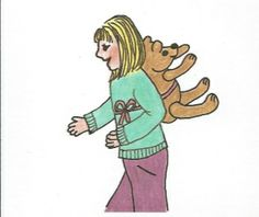 Jemandem einen Bären aufbinden = To show off – to tell someone something that isn't true.