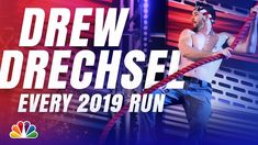 All of Drew Drechsel's 2019 Runs - American Ninja Warrior 2019 (Compilat. Last Ninja, American Ninja Warrior, Looking Back, Theater, How To Memorize Things, Stage, Challenges, Running, Youtube