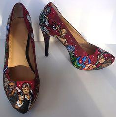 Star Wars high heels