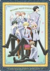 Ouran High School Host Club manga
