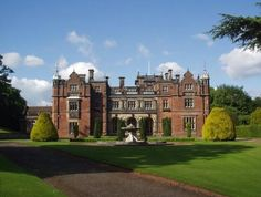 Keele University England...stayed here in 1986 or 1987, played in soccer tourney...
