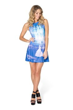 Cinderella Play Dress - LIMITED – Black Milk Clothing