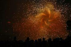 La arribada del foc , año 2011.