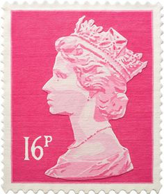 16p Stamp Rug- is this taking the Jubilee too far?