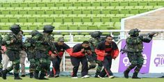 Bangladesh hold war game ahead of England ODIs