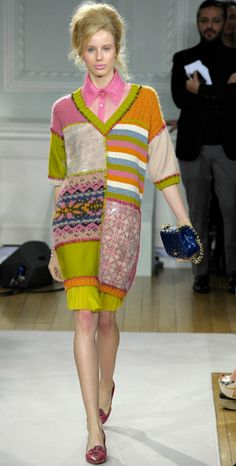 Moschino Cheap And Chic Fall 2012, totally adore it!!!!