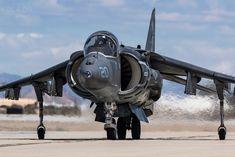 https://flic.kr/p/25o6pvF | Wolf in Sheep's Clothing USMC Harrier | Yuma, Arizona, USA