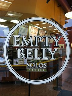 Come to Solos with an empty bell and leave with a fully belly!