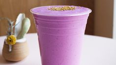 Acai-Peanut Protein