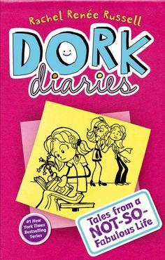 Try the DORK DIARIES series by Rachel Renee Russell.