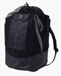 91d670ad787d IST Heavy Duty Gear Holder Mesh Backpack Heavy Duty Mesh Bag MGB325      Click