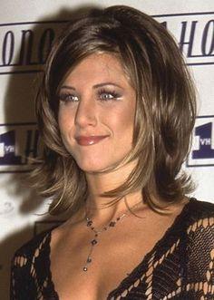 "20 of Jennifer Aniston's Most Iconic Hairstyles: June 1995 -- Jennifer Aniston Debuts ""The Rachel"" Haircut"
