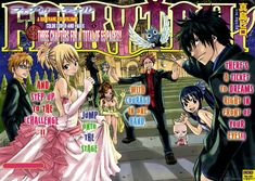 fairy tail | Fairy Tail 207 - Read Fairy Tail 207 Online - Page 2