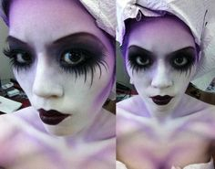 Gothic Makeup Tips and Tutorials
