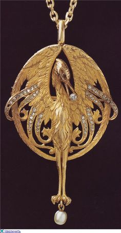 Spanish jewelry in the Art Nouveau style. Luis Masriera (1872-1958).