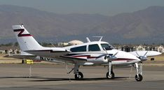 Cessna 310 worked on this