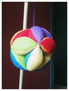 Montessori puzzle ball