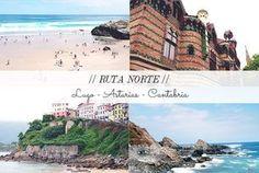 Ruta Norte: Lugo, Asturias y Cantabria