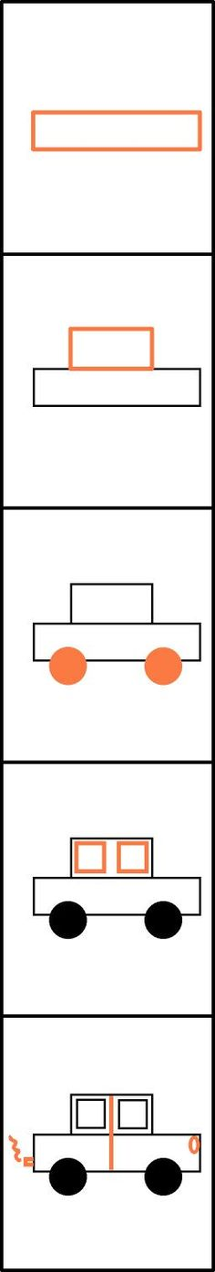 Do2Learn: Educational Resources for Special Needs How to draw a car and MANY others!!!