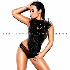 15 Major New Music Releases Coming This Fall 2015 - Demi Lovato, Confident Album Cover