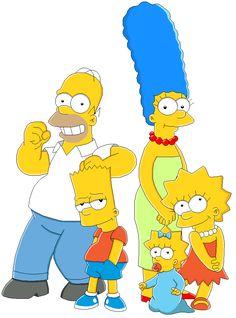 The Simpsons by MollyKetty.deviantart.com on @DeviantArt