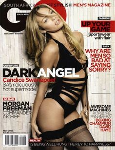 GQ Magazine [South Africa] (May 2010)