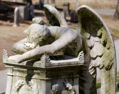 Popular items for cemetery statue on Etsy
