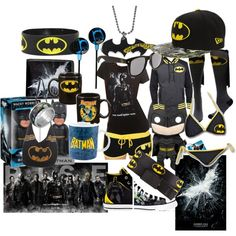 """BATMAN!!!!!!!!!!!!!!!!!"" by you-say-bieber-i-say-biersack on Polyvore"