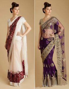 Beautiful  ... -vous l'atmosphère charmante des robes de mariée de style indien