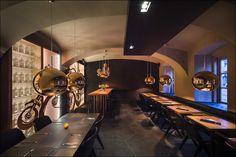 Extension of Cafe Rog in Ljubljana, designed by AKSL arhitekti    Photography: Janez Marolt