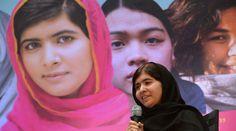 Pakistani schoolgirl Malala Yousafzai nominated for World Children's Nobel
