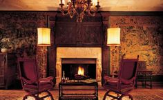 Located near Windsor, Great Fosters - Near Windsor is a fine example of Elizabethan architecture set within 50 acres.