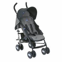 Chicco Echo - Silla de paseo, color gris