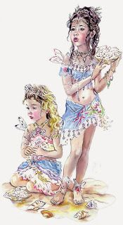 images Christine Haworth - Page 3 Fairy Art, Freelance Illustrator, Baby Shark, Vintage Christmas, Fairy Tales, Angeles, Princess Zelda, Cartoon, Children