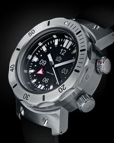#UTS 4000M GMT Dive Watch