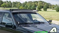 ZJ Jeep Grand Cherokee 93-98 Apoc Ditch Light Mounts for Cubes