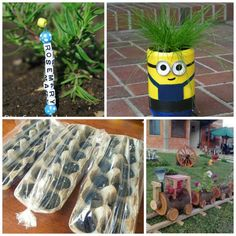An amazing collection of gardening activities for kids- so many neat ideas! {OVER 50 ACTIVITIES}