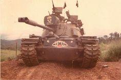 M48 Patton; Vietnam War